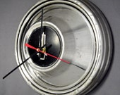 1967 - 1969 Plymouth Road Runner / GTX / Satellite Hubcap Wall Clock - Mopar
