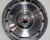 Wall Clock made from recycled 1971 1972 1973 Chevrolet Camaro Nova Chevelle Hubcap