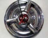 1976 - 1987 Chevrolet Corvette Spinner Hubcap Wall Clock - Chevy Vette Retro Car Decor
