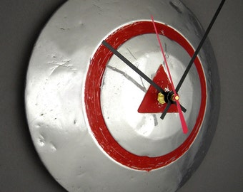 1950 - 1953 Hudson Hubcap Wall Clock - 1951 1952