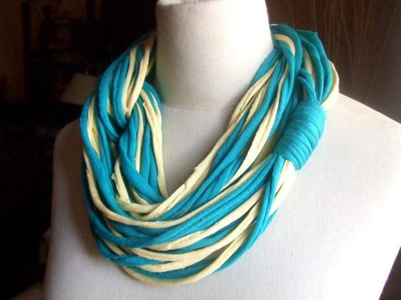 Как сшить шарф снуд просто и легко?