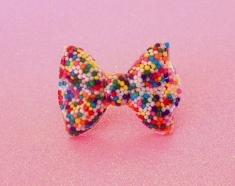 Sprinkle Bow Ring