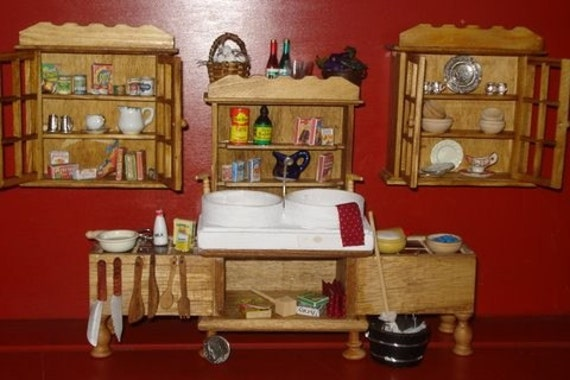 Miniature Total Kitchen
