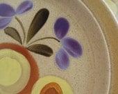 Reserved Vintage Mid Century Potterskraft Finlandia Dishes Premiere Stoneware Japan