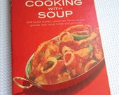 Vintage 1972 A Campbell Cookbook Cooking With Soup
