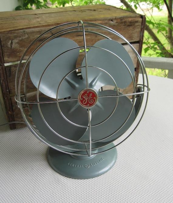 Vintage General Electric Table Fan