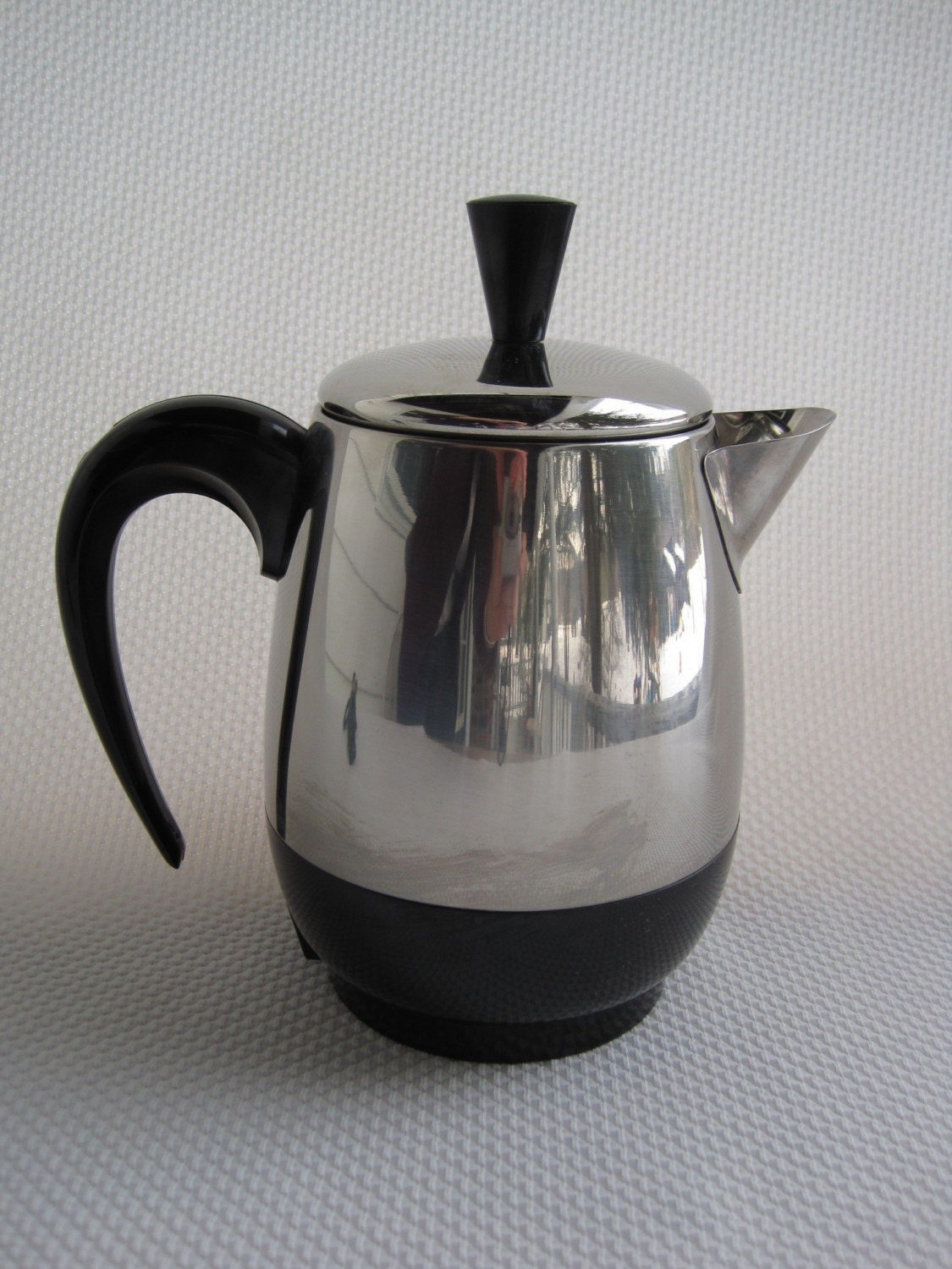 Vintage Farberware Superfast Electric Coffee Pot By