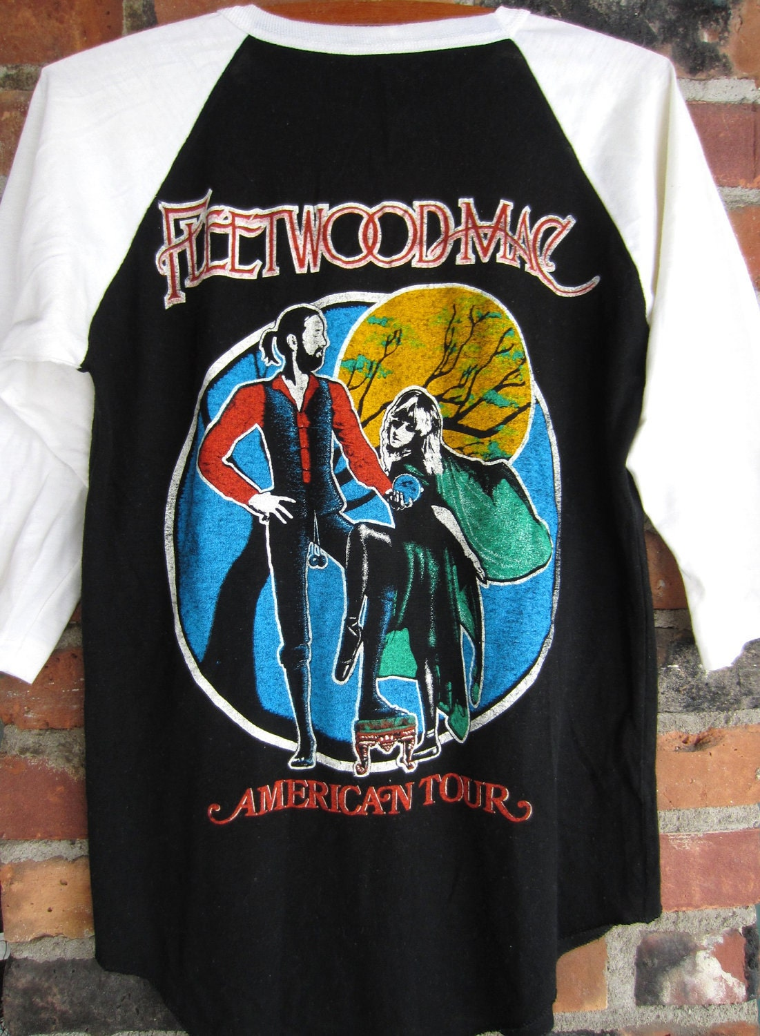 Fleetwood Mac  Tour T Shirt