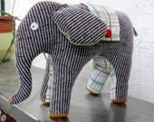 Ellie The Elephant -------- DunDunDoll.