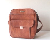 Vintage Samsonite Luggage Messenger Bag Sonora
