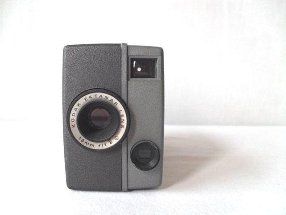 Kodak Instamatic M4 Movie Camera Super 8 Mid Century
