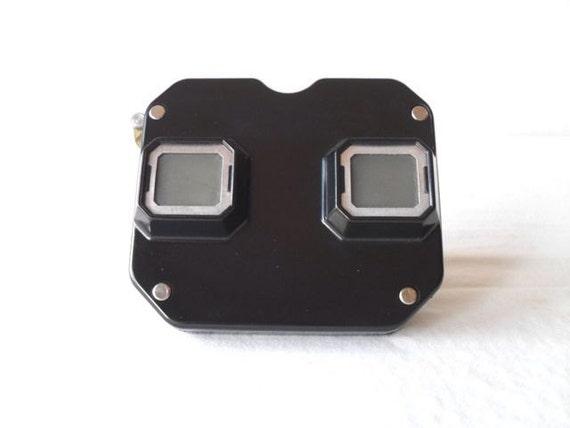 Vintage Stereoscope View Master Bakelite in Original Box