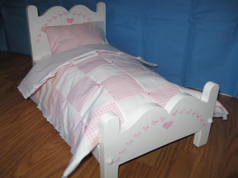 American Girl Doll Mattress Bedding