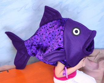 Mystical fish costume-one size fits all