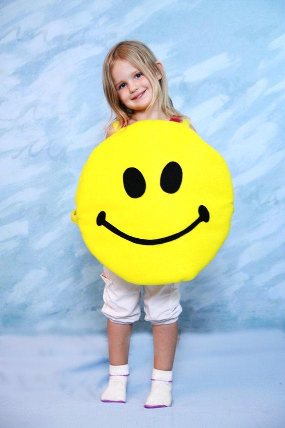 Happy face Costume
