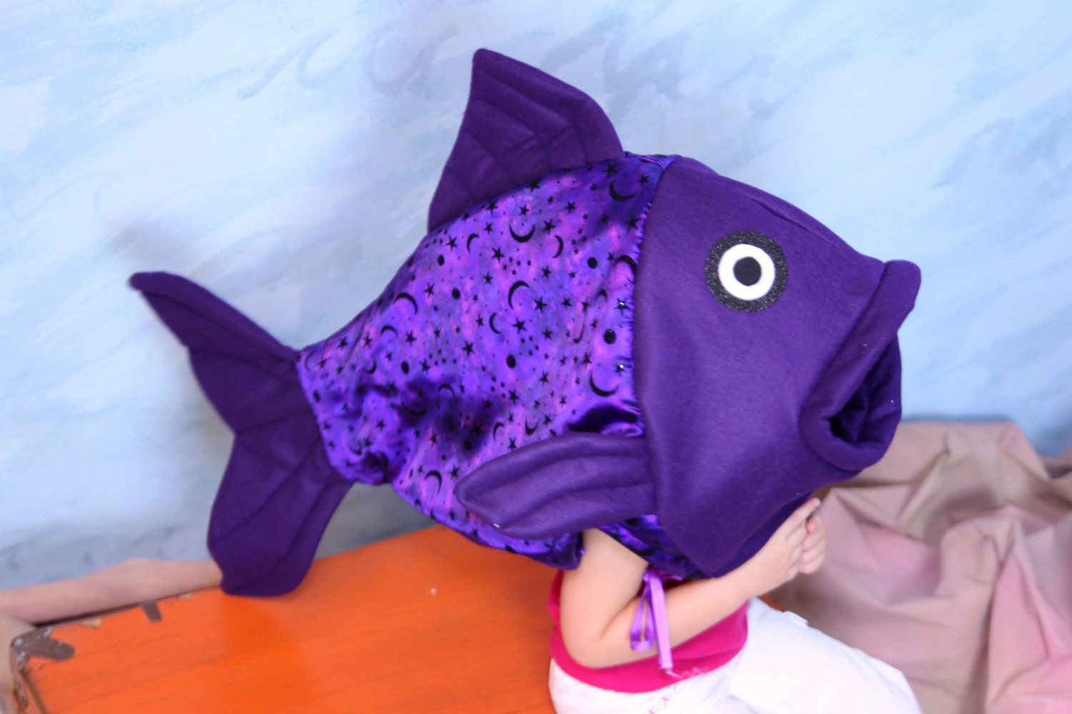 mystical fish costume one size fits all