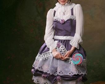 Faberge Egg Lolita Jumper Skirt