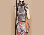 Mediewal   armor suit  sca  / slavonic warrior
