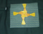 Bridget's Cross cloth
