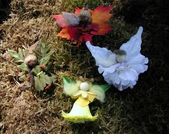 Four Seasons Fairies (CUSTOM)