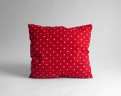 Vintage Polka Dot Pillow
