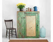 ON HOLD until Nov 16 - Vintage Wood Jam Cupboard - Kitchen, Cabinet, Mid Century, Storage, Rustic