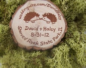 Save The Date Magnets  You Design The Stamp   100 Personalized Magnets