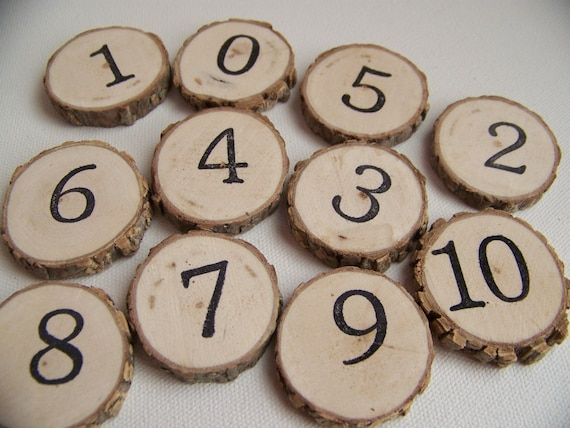 Custom Order for Brittany Perkins Wood Tree Money Number Coins
