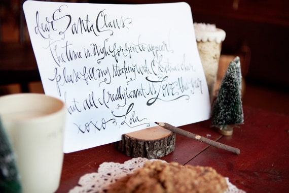 Eclectic Mix of Rustic Wood Tree Place Card Holders  Set of 12
