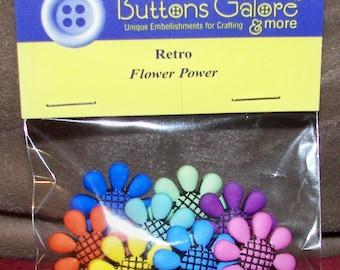 RETRO FLOWER POWER