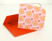Mini Note Cards set of 10 with Envelopes MC19