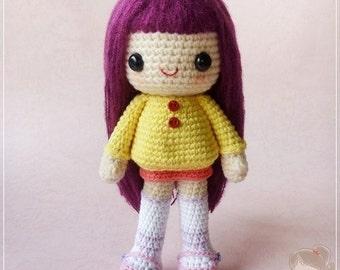 PDF Crochet Pattern - Emma