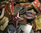 25 Grams of Soviet Pins
