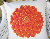 OUTDOOR FABRIC 18 inch pillow cover