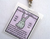 The Rabbit - Chinese Zodiac Badge