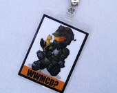 What Would Master Chief Do - Badge