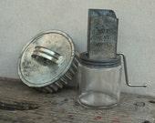 Nut Meat Chopper Grinder vintage kitchen gadget