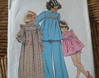 Baby Yazmin's Nightgown | Sabra's Crochet Patterns