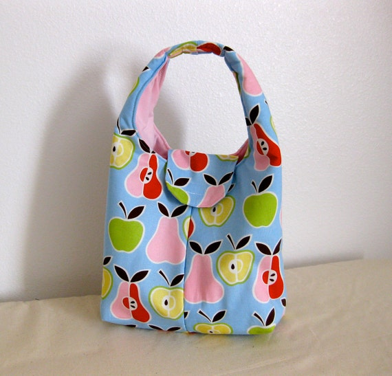 Eco Friendly Insulated Lunch Bag - Delicious