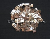 DIY 25 Infant Snap Clips - 30mm / 1 1/4 inch