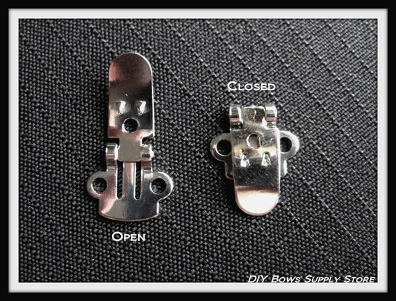 DIY Shoe Clip Finding Blanks (24) 12 pairs