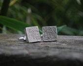 Concrete Cufflinks