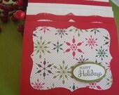 Christmas Holiday Cards - Set of 12