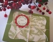 Christmas Cards, Holiday Cards - Set of 12
