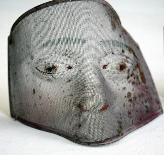Odd Fellows Metal Masks