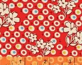 Red Polka Dot Flowers, Storybook VIII