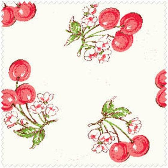 Cherries on White, Cherry Fizz