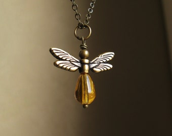Firefly Necklace - The Original