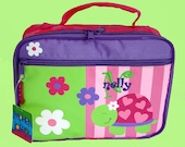 Personalized Stephen Joseph TURTLE Lunchbox
