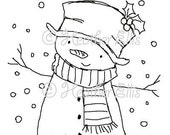 Mr Snowman 003